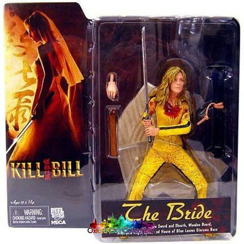 Kill Bill Volume 2 The Bride Action Figure