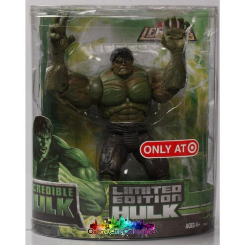 Limited Edition Marvel Legends Incredible Hulk Action Figure