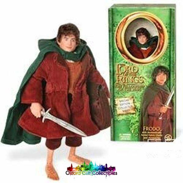 Lord Of The Rings 12 Frodo Figure