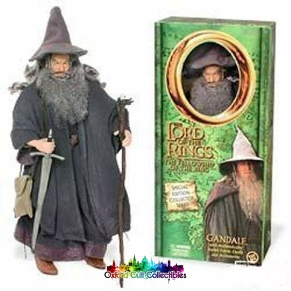 Lord Of The Rings 12 Gandalf Figure