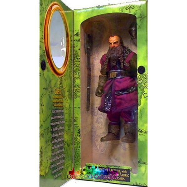 Lord Of The Rings 12 Gimli Figure