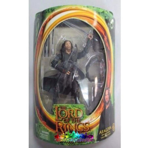 Lord Of The Rings Aragorn Fotr Action Figure