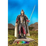 Lord Of The Rings Aragorn King Gondor Trilogy Action Figure