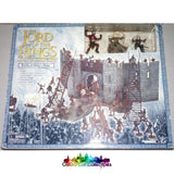 Lord Of The Rings Armies Middle-Earth Battle At Helms Deep Set