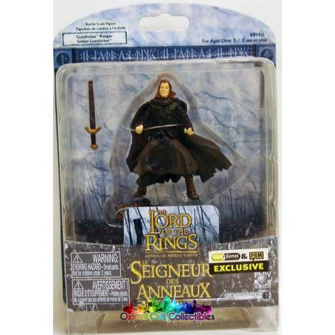 Lord Of The Rings Armies Middle-Earth Exclusive Gondorian Ranger