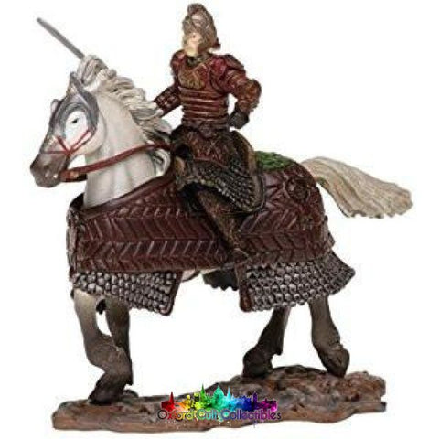 Lord Of The Rings Armies Middle-Earth King Theoden On Snowmane
