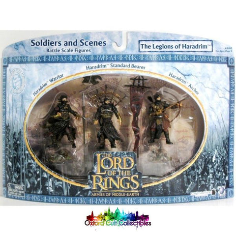 Lord Of The Rings Armies Middle-Earth The Legions Haradrim