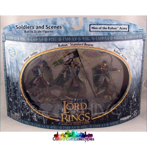 Lord Of The Rings Armies Middle-Earth Men Rohan Army