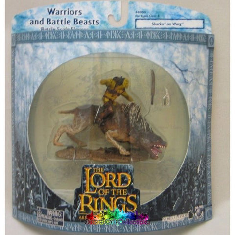 Lord Of The Rings Armies Middle-Earth Morannon Orc On Warg