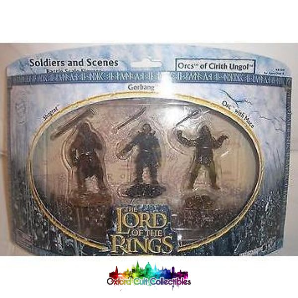 Lord Of The Rings Armies Middle-Earth Orcs Cirith Ungol