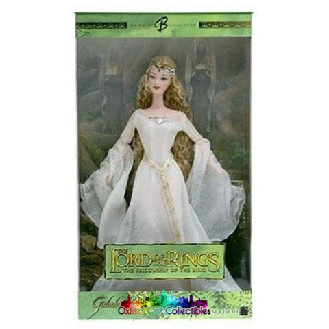 Lord Of The Rings Barbie Galadriel Collectible Doll