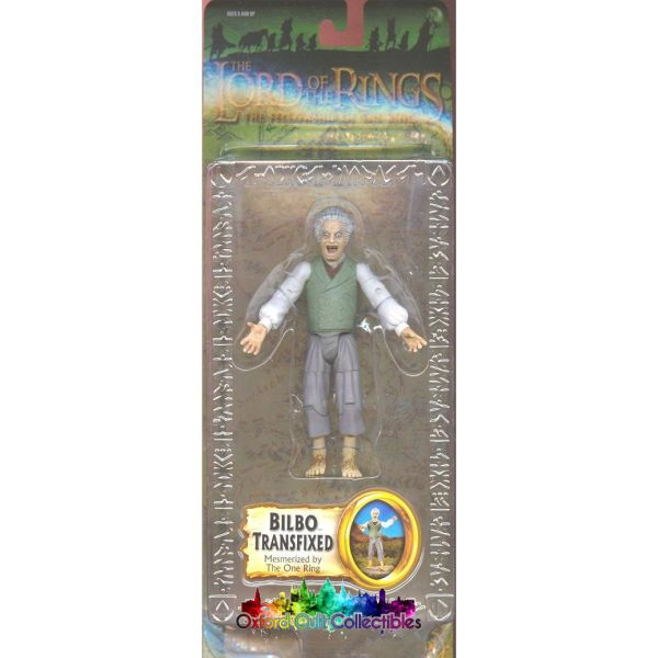 Lord Of The Rings Bilbo Transfixed Trilogy Action Figure