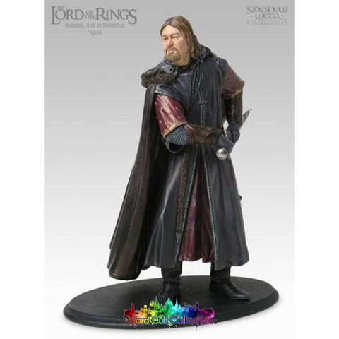 Lord Of The Rings Boromir Polystone Statue (Sideshow Weta)