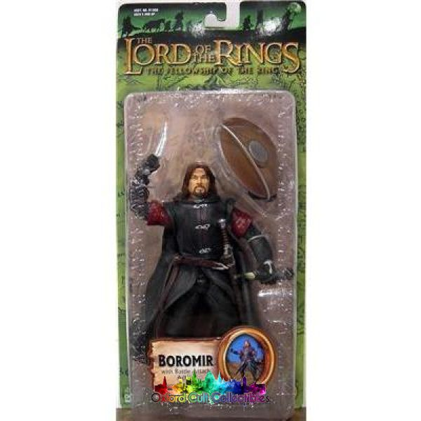 Lord Of The Rings Boromir Trilogy Action Figure