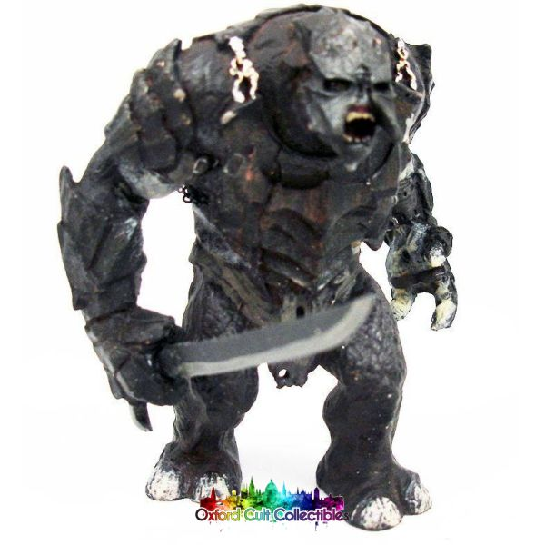 Lord Of The Rings Chess Special Armoured Troll Hand Painted Figurine Hand