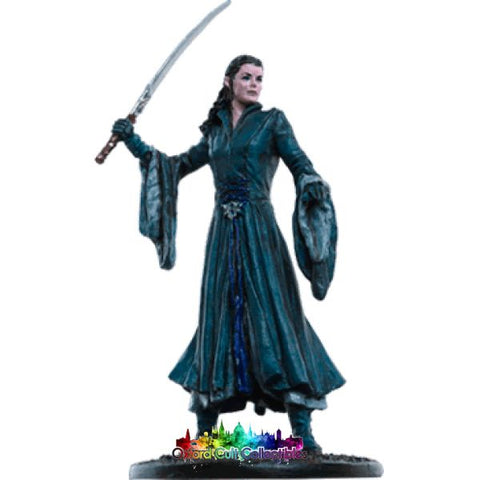 Lord Of The Rings Collectors Model Arwen At Ford Bruinen 170 Hand Painted Figurine Hand