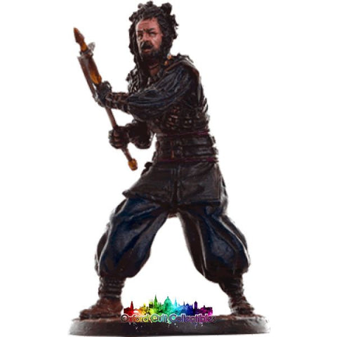 Lord Of The Rings Collectors Model Corsair Pirate On River Anduin 179 Hand Painted Figurine Hand