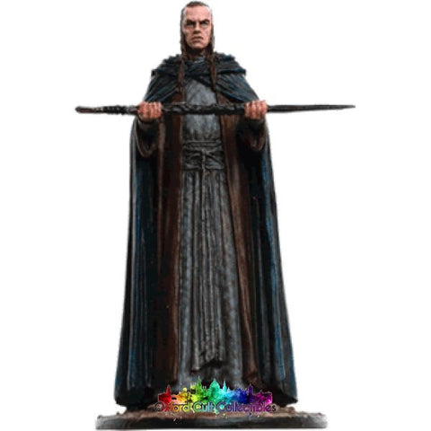 Lord Of The Rings Collectors Model Elrond At Dunharrow 176 Hand Painted Figurine Hand