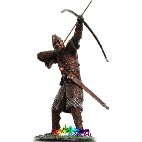Lord Of The Rings Collectors Model Eomer At Pelennor Fields 177 Hand Painted Figurine Hand
