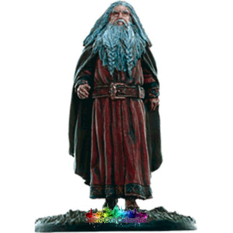 Lord Of The Rings Collectors Model Gloin At Coucil Elrond 178 Hand Painted Figurine Hand