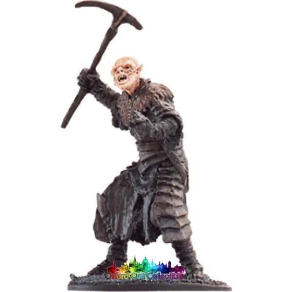Lord Of The Rings Collectors Model Number 13: Orc Soldier At Dagorlad Plain Hand Painted Figurine Hand