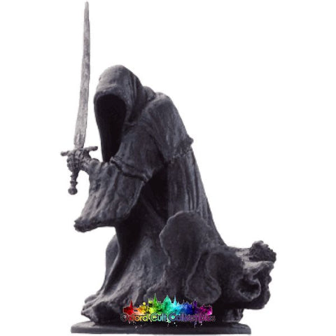 Lord Of The Rings Collectors Model Number 19: Ringwraith At Bree Hand Painted Figurine Hand