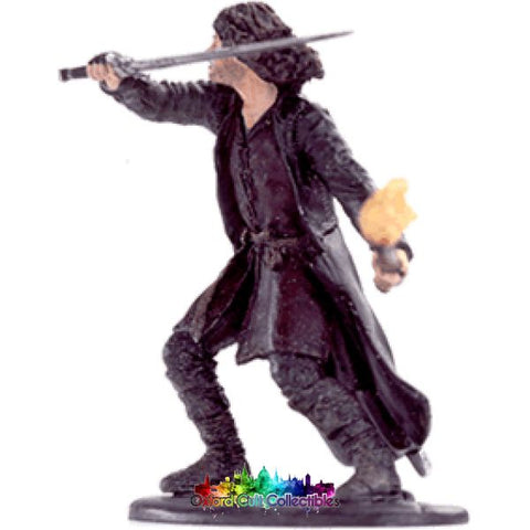 Lord Of The Rings Collectors Model Number 3: Aragorn At Weathertop Hand Painted Figurine Hand