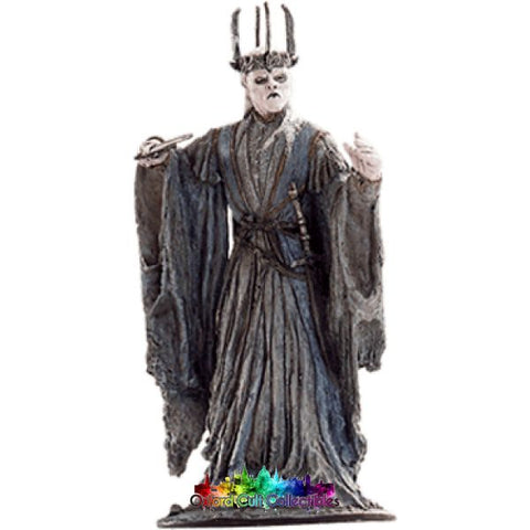 Lord Of The Rings Collectors Model Number 31: Twilight Ringwraith At Weathertop Hand Painted Figurine Hand
