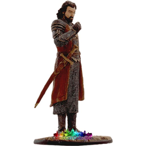 Lord Of The Rings Collectors Model Number 32: Isildur At Mount Doom Hand Painted Figurine Hand