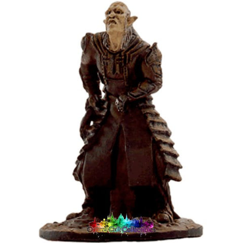 Lord Of The Rings Collectors Model Number 33: Orc Overseer At Isengard Hand Painted Figurine Hand