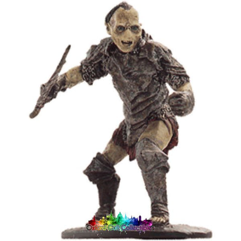 Lord Of The Rings Collectors Model Number 36: Moria Orc At Mines Hand Painted Figurine Hand