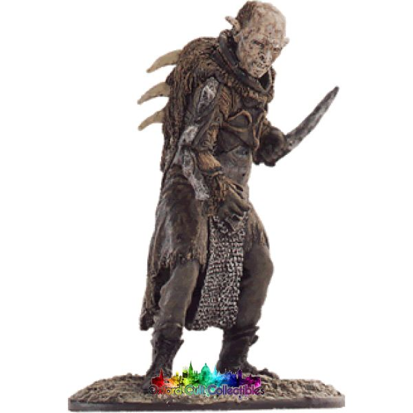 Lord Of The Rings Collectors Model Number 39: Snaga At Fangorn Forest Hand Painted Figurine Hand