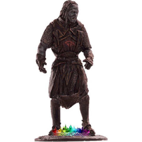 Lord Of The Rings Collectors Model Number 47: Shagrat At Cirith Ungol Hand Painted Figurine Hand