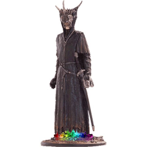 Lord Of The Rings Collectors Model Number 55: Mouth Sauron At Gates Mordor Hand Painted Figurine Hand