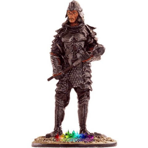 Lord Of The Rings Collectors Model Number 65: Orc Infantryman At Pelennor Fields Hand Painted Figurine Hand
