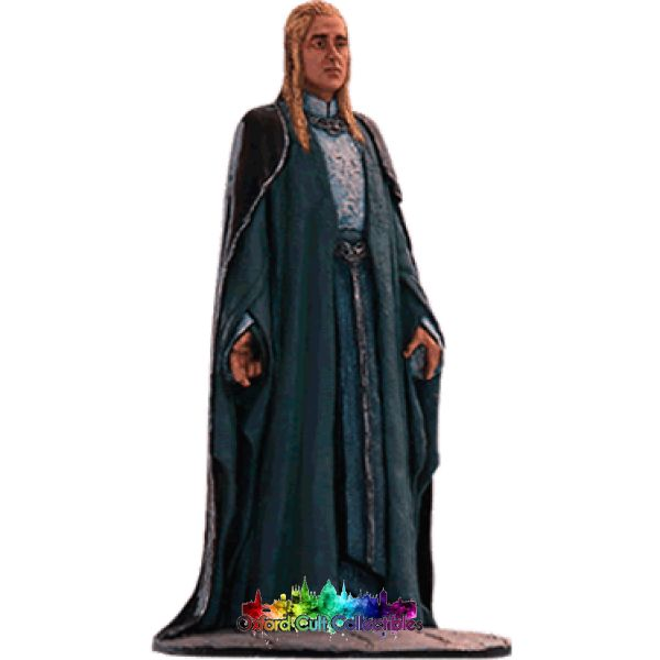 Lord Of The Rings Collectors Model Number 66: Celebornat Gray Havens Hand Painted Figurine Hand