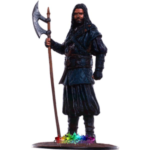 Lord Of The Rings Collectors Model Number 77: Crosshair Umbar At Anduin River Hand Painted Figurine Hand