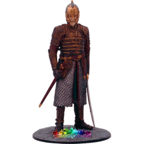 Lord Of The Rings Collectors Model Number 80: King Theoden At Pelennor Fields Hand Painted Figurine Hand
