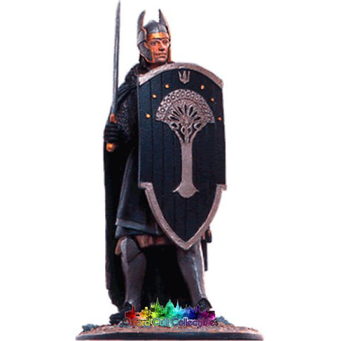 Lord Of The Rings Collectors Model Number 84: Numenorean Knight Hand Painted Figurine Hand