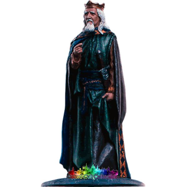 Lord Of The Rings Collectors Model Number 87: King Men At Noldorin Forge Hand Painted Figurine Hand