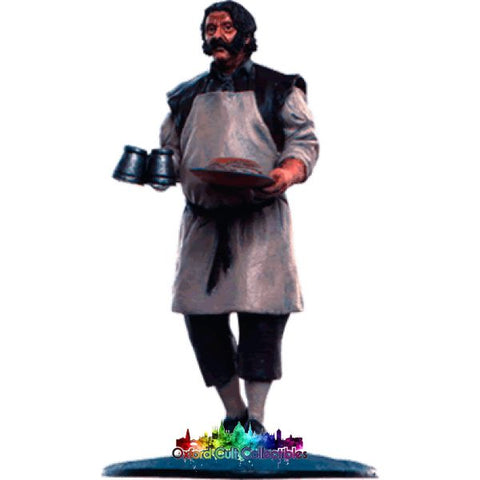Lord Of The Rings Collectors Model Number 88: Barliman Butturbur At Bree Hand Painted Figurine Hand