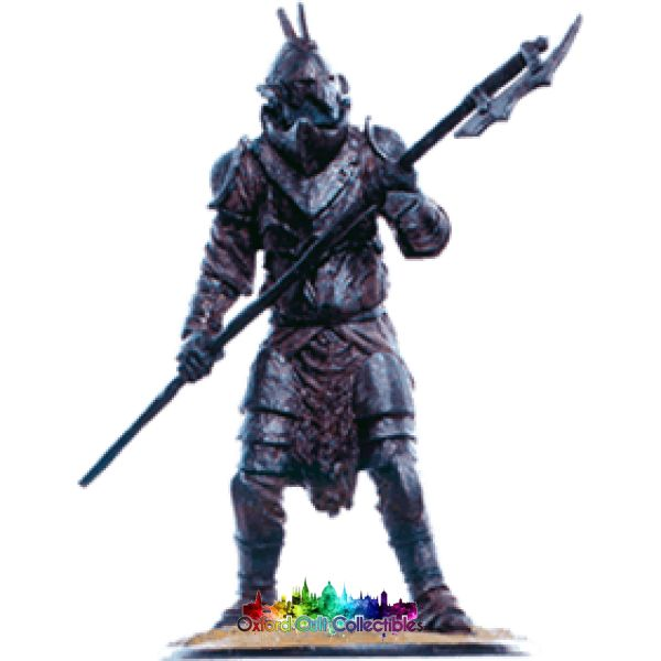 Lord Of The Rings Collectors Model Number 89: Beak Helm Orc At Minas Morgul Hand Painted Figurine Hand
