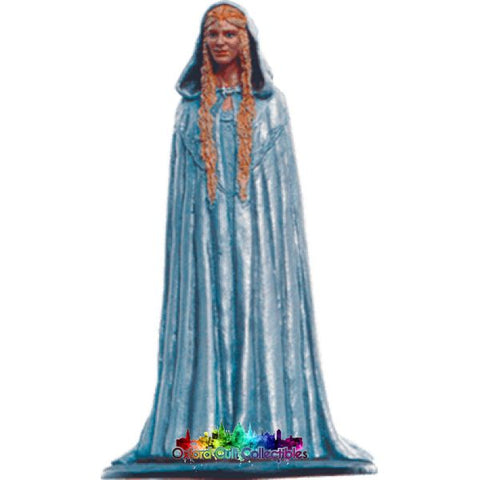 Lord Of The Rings Collectors Model Number 90: Galadriel At Grey Havens Hand Painted Figurine Hand