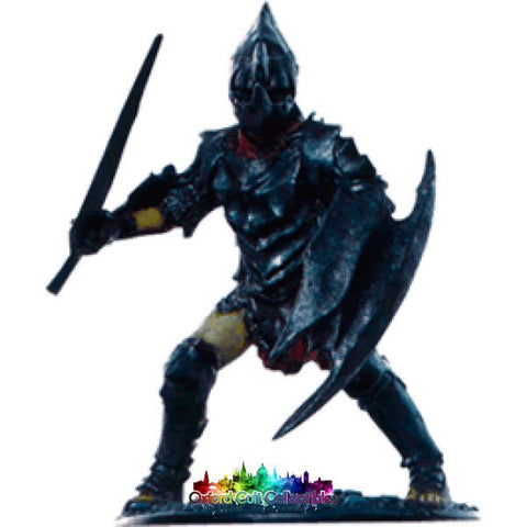 Lord Of The Rings Collectors Model Number 91: Wall Crawling Orc In Mines Moria Hand Painted Figurine Hand
