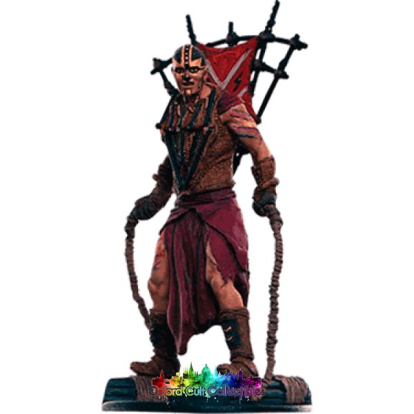 Lord Of The Rings Collectors Model Number 93: Haradrim Master At Pelennor Fields Hand Painted Figurine Hand