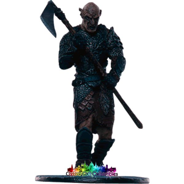 Lord Of The Rings Collectors Model Number 99: Minas Morgul Orc In Valley Hand Painted Figurine Hand