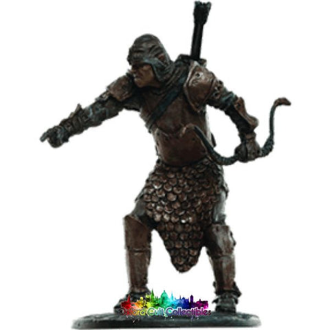 Lord of the Rings Collectors Model 'Orc Sentry at the Black Gate of Mordor  173' hand painted figurine