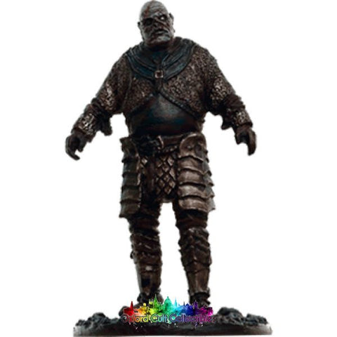 Lord Of The Rings Collectors Model Orc Sergeant In Gorgoroth Foothills 163 Hand Painted Figurine Hand