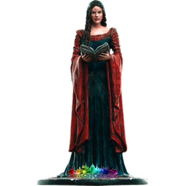 Lord Of The Rings Collectors Models Arwen At Rivendell 154 Hand Painted Figurine Hand