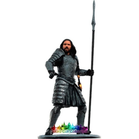 Lord Of The Rings Collectors Models Beacon Lighter At Mount Mindolluin 124 Hand Painted Figurine Hand